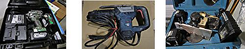 中古販売・電動工具/充電工具